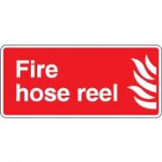 Fire safety sign - Fire Hose Reel 5 071